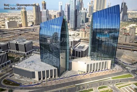 OFFICE FOR SALE IN BLVD PLAZA TOWER 1