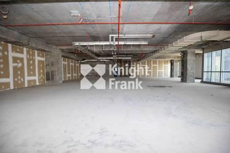مکتب  للبيع في دبي مارينا، دبي - Shell & Core Office Space with Marina View