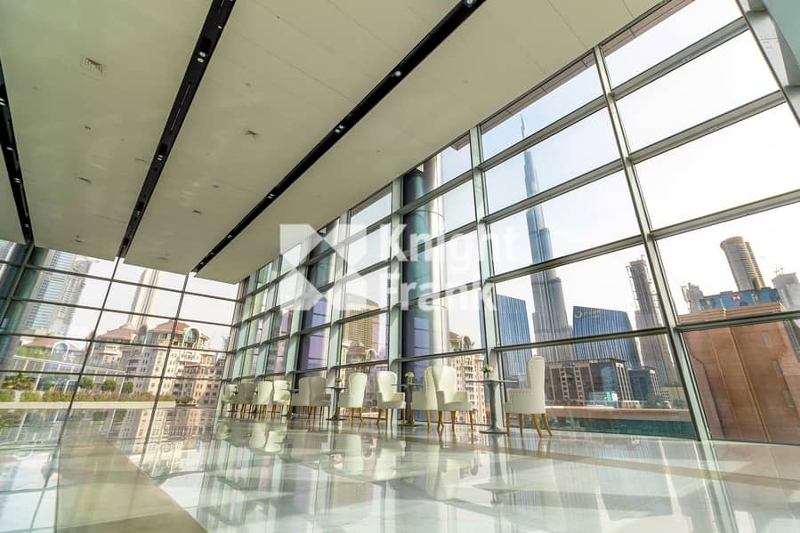 10 Various Options of Shell & Core Offices in DIFC