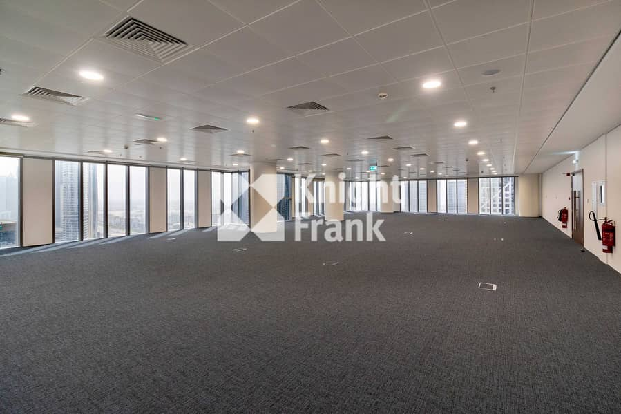 Numerous Options of CAT A Fitted Offices in DIFC