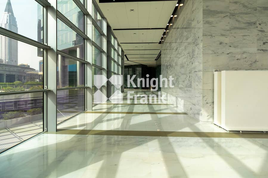 10 Numerous Options of CAT A Fitted Offices in DIFC