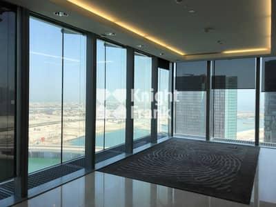 مکتب  للايجار في جزيرة المارية، أبوظبي - Furnished Office Space / ADGM Al Maryah Island