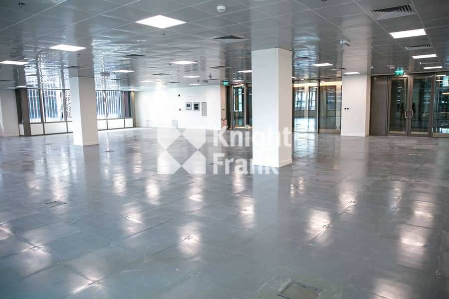 2 Options of Shell & Core Office or Fitted Offices