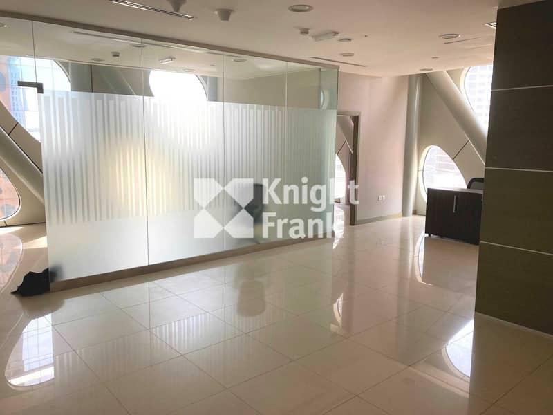 Fitted Office Space   Capital Centre (ADNEC)