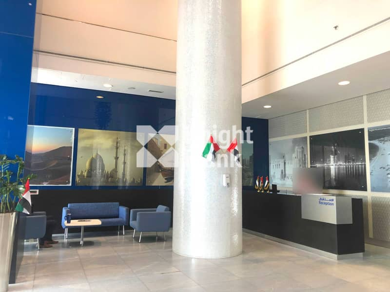 9 Fitted Office Space   Capital Centre (ADNEC)