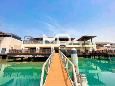 فیلا 5 غرف نوم للبيع في القرم، أبوظبي - 5 Beds | Sea View Pontoon Villa | Maid and Driver Room