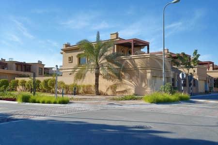 4 Bedroom Villa for Rent in Al Raha Golf Gardens, Abu Dhabi - Prestigious Area| Modified Villa with Pool