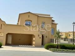 فیلا في لا كوينتا فيلانوفا دبي لاند 4 غرف 3100000 درهم - 5363160