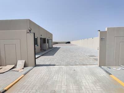 ارض صناعية  للايجار في السجع، الشارقة - ارض صناعية في السجع 58000 درهم - 5363314