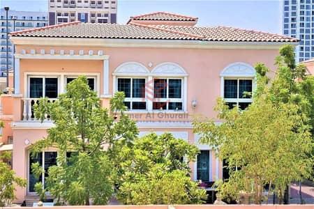 6 Bedroom Villa for Rent in Jumeirah Village Circle (JVC), Dubai - Contemporary Design Maid's Room Spacious Vacant