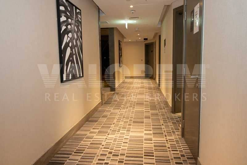 16 BRAND NEW FURNISHED STUDIO CANAL VIEW