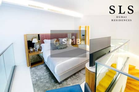 1 Bedroom Flat for Sale in Business Bay, Dubai - BRAND NEW I 1BR + MAID LOFT UNIT I AMAZING LAYOUT