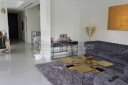 3 Bedroom Townhouse for Rent in DAMAC Hills (Akoya by DAMAC), Dubai - Single Row | Richmond THL TYPE | landescaped
