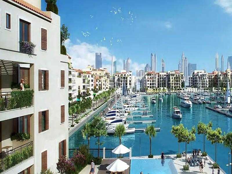 Handover Soon | Brand New 3BR Apt with Marina View