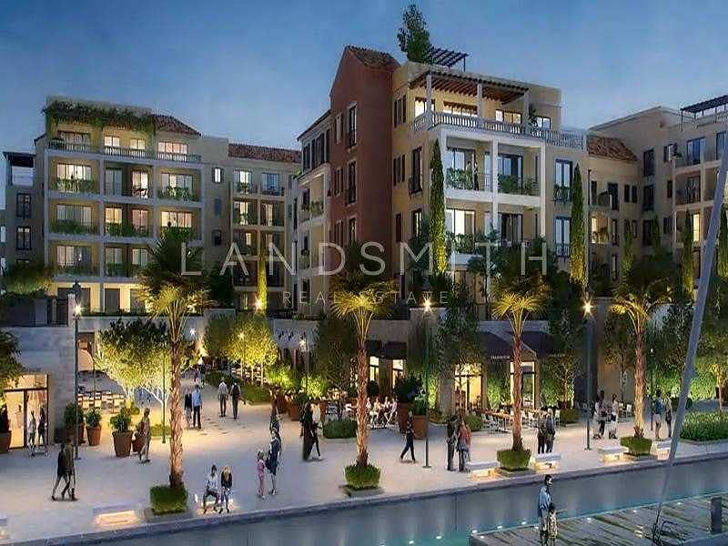 10 Handover Soon | Brand New 3BR Apt with Marina View