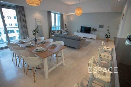 2 Bedroom Apartment for Sale in Dubai Marina, Dubai - Fully furnished   2 Parkings   Vacant Nov