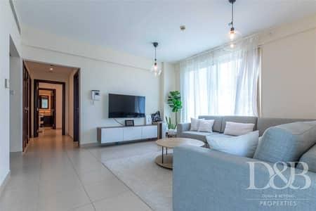 فلیٹ 2 غرفة نوم للبيع في ذا فيوز، دبي - Motivated Seller   Exclusive   Rented