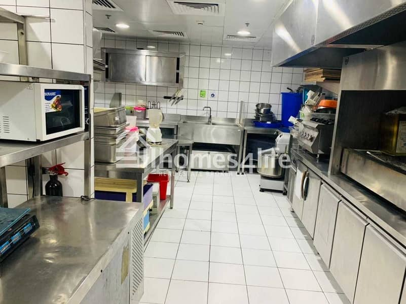 2 FULLY FITTED | KITCHEN EQUIPPED | DUBAI OUTLET MALL