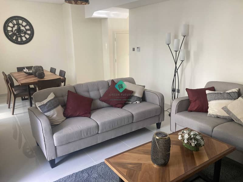 Fully Furnished | Contemporary Style | Middle