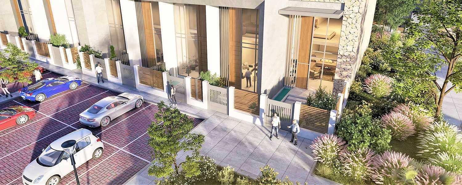 13 Phase 2   Two Bedroom Townhouse in + Garden