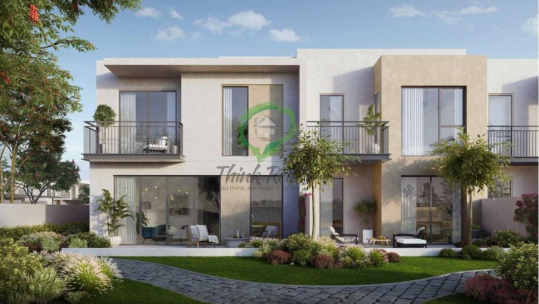تاون هاوس في كاميليا المرابع العربية 2 4 غرف 2365000 درهم - 5363808