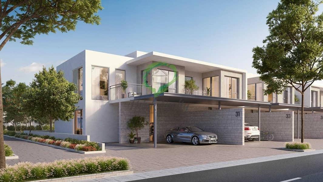 تاون هاوس في كاميليا المرابع العربية 2 3 غرف 1900000 درهم - 5363809