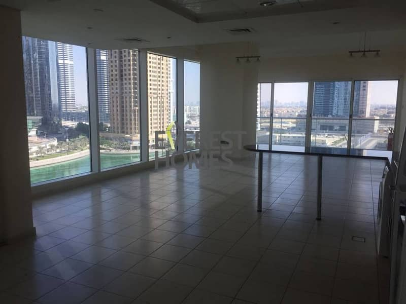 1 Bed with Full Lake View - 2 Balconies in Lake View Tower JLT