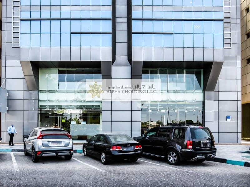 CORNICHE ROAD ABU DHABI - Direct from Landlord - Spectacular Showroom + full M floor