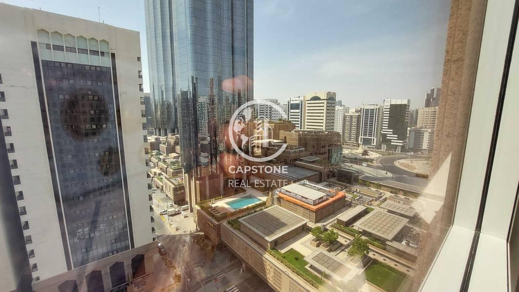 شقة في برج لفظية شارع الشيخ خليفة بن زايد 3 غرف 69999 درهم - 5300354