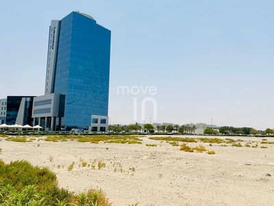 ارض تجارية  للبيع في مدينة دبي للاستديوهات، دبي - Freehold Commercial Plot - Dubai Studio City