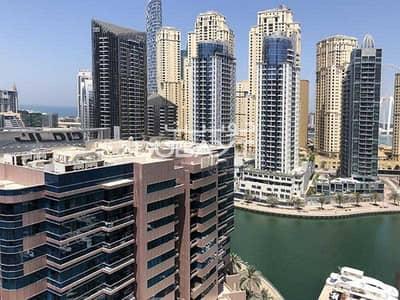 2 Bedroom Flat for Rent in Dubai Marina, Dubai - 1 Month Free
