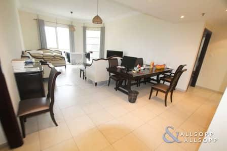 فلیٹ 2 غرفة نوم للبيع في أبراج بحيرات الجميرا، دبي - Rented | 2 Beds | Maids Room | Low Floor