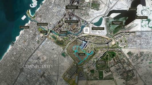 شقة 1 غرفة نوم للبيع في الخليج التجاري، دبي - شقة في ريجاليا ديار الخليج التجاري 1 غرف 972000 درهم - 5364272