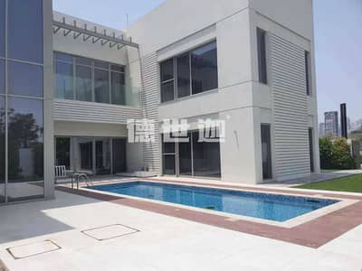 5 Bedroom Villa for Sale in Mohammed Bin Rashid City, Dubai - Super Luxury / 5 BR Villa / Privat Pool / Modern Furnished /
