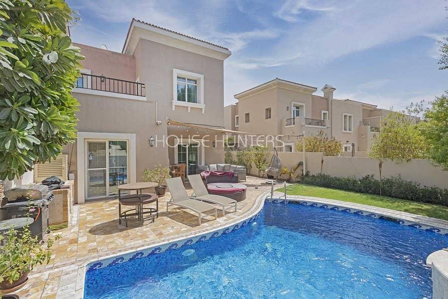 25 Upgraded   Private Pool   Type 1E   Al Reem