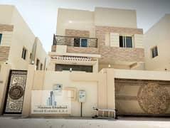 Villa for rent in Ajman in Al Mowaihat 1
