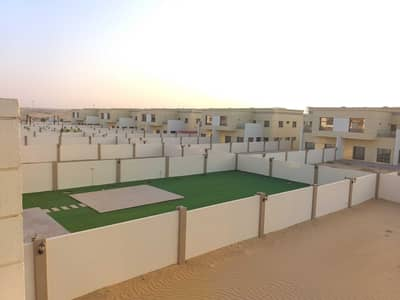 5 Bedroom Villa for Rent in Al Tai, Sharjah - Brand new luxury 5bhk villa rent 110k with wardrobe, balcony, parking