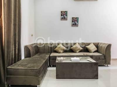 فیلا 2 غرفة نوم للايجار في المقطع، أم القيوين - للإيجار فيلا غرفتين و صاله بمنتجع خاص