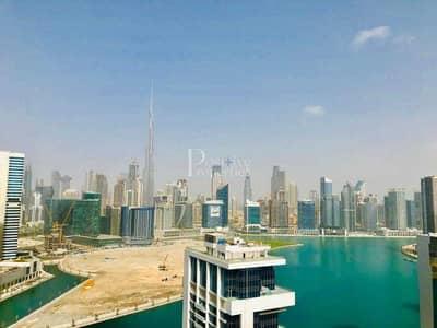 شقة 2 غرفة نوم للبيع في الخليج التجاري، دبي - MODERN LAYOUT | BURJ KHALIFA AND CANAL VIEW