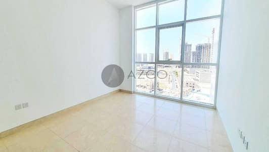 شقة 1 غرفة نوم للايجار في قرية جميرا الدائرية، دبي - مطبخ مجهز بالكامل | شرفة ضخمة | أفضل موقع