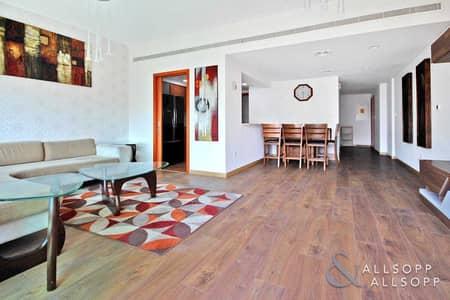 شقة 2 غرفة نوم للبيع في الروضة، دبي - Vacant | Upgraded 2 + Study | High Floor