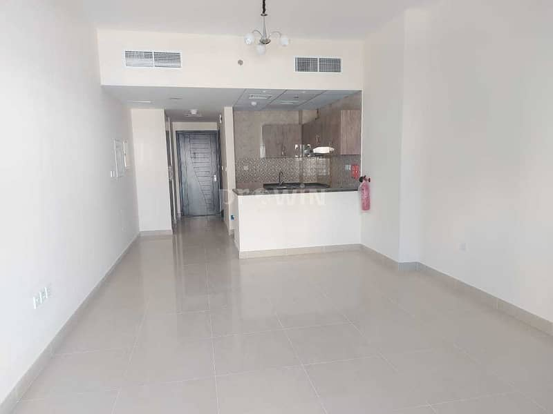 No deposit |spacious | up to 12 cheques | Brand New Studio in JVC !!!