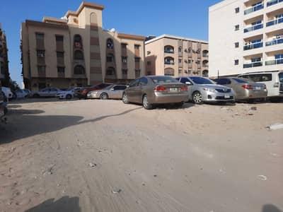 Plot for Sale in Al Nuaimiya, Ajman - For sale land in Al Nuaimiya residential and commercial ground + 6 floors next to Al-Hikma School