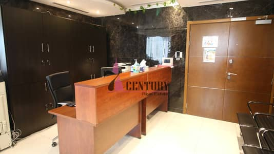 Office for Sale in Business Bay, Dubai - Vacant   Spacious Fitted Office Space   For Sale