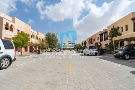 2 Bedroom Villa for Sale in Hydra Village, Abu Dhabi - Corner Villa   Huge Deluxe Layout    Ready To Move In