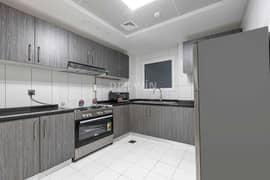 شقة في برج جيباس أرجان 2 غرف 65000 درهم - 4857793