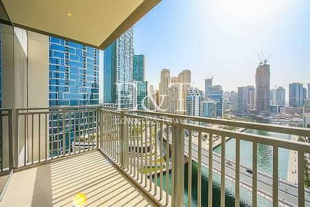 شقة 1 غرفة نوم للبيع في دبي مارينا، دبي - Exclusive   Motivated Seller   Full Sea Marina