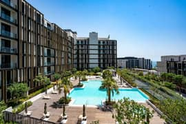 شقة في ذا ريزيدنس في سيزرز ريزورت سيزر ريزورت جزيرة بلوواترز 2 غرف 255000 درهم - 5364898