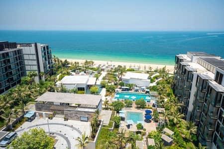 شقة 4 غرف نوم للايجار في جزيرة بلوواترز، دبي - Four-Bedroom Residences at Ceasers Resorts