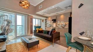 شقة في برج كيان دبي مارينا 1 غرف 1675000 درهم - 5364900